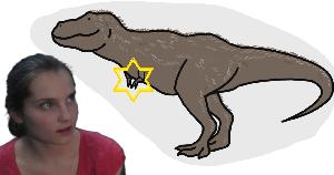 Savez vous pourquoi les T-rex ont des bras aussi petits ?
