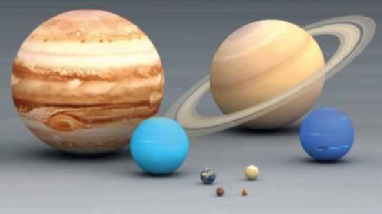 5e – Chap I) La Terre dans le système solaire