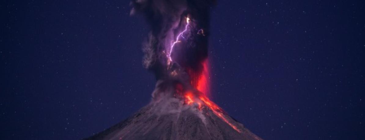 4e, cours, les volcans
